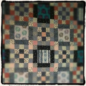 A Quilt for a Bleak House