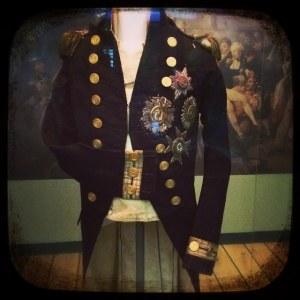 Nelson's Coat