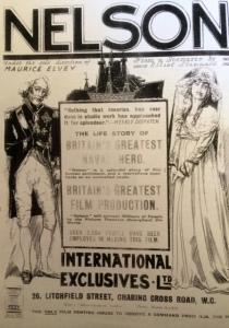 Maurice Elvey's 1918 Nelson Film