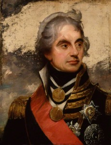NPG 5798; Horatio Nelson by Sir William Beechey