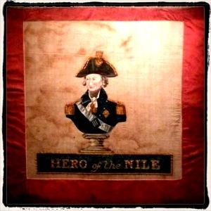 19th Century Nelson Banner