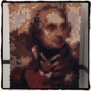 The Nelson Quilt at 2,000 Squares
