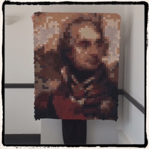 March 2015 - Nelson at 2,000 squares