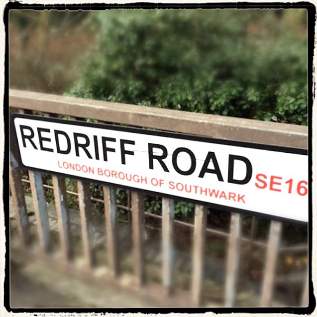 Redriff Road