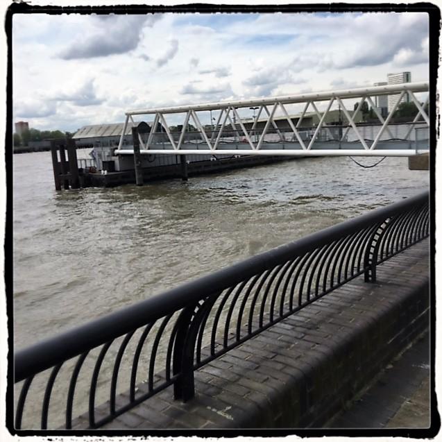 Thames at Deptford