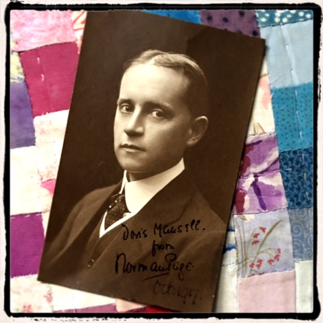 norman-page-signed-photograph