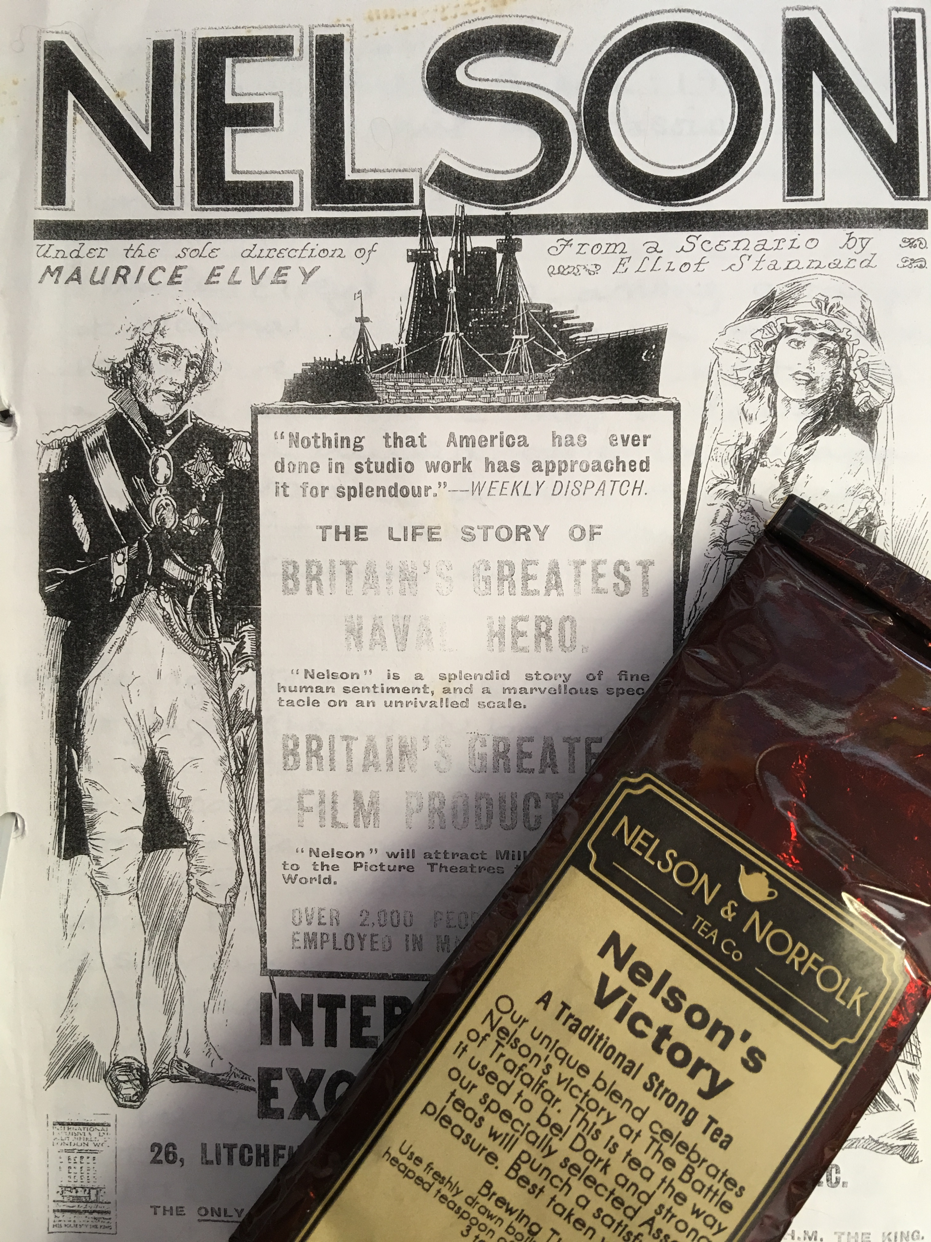 Nelson and Nelson Tea